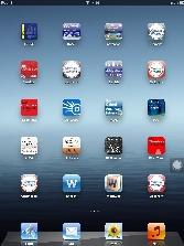 Dicts on iPad3