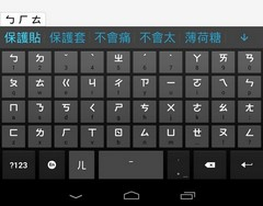 Android Chinese Input